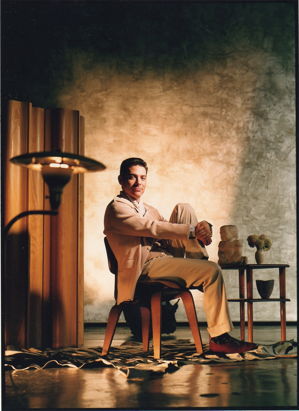 Michael Feinstein Atlantic Records Photo, Nick Cardillicchio