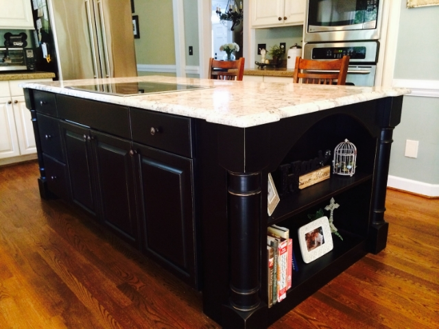 Bull Restoration Designs And Builds Custom Islands In Our Shop In Raleigh,  NC. We Provide The Highest Levels Of Flexibility And Customization To Meet  Your ...