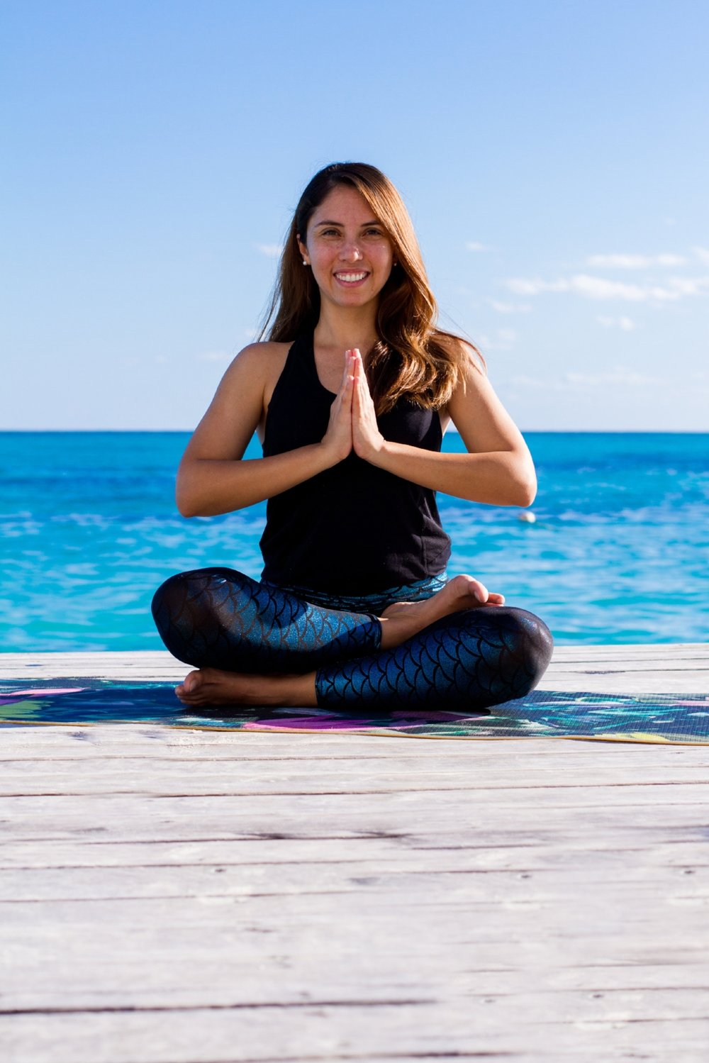 yoga and meditation, tulum