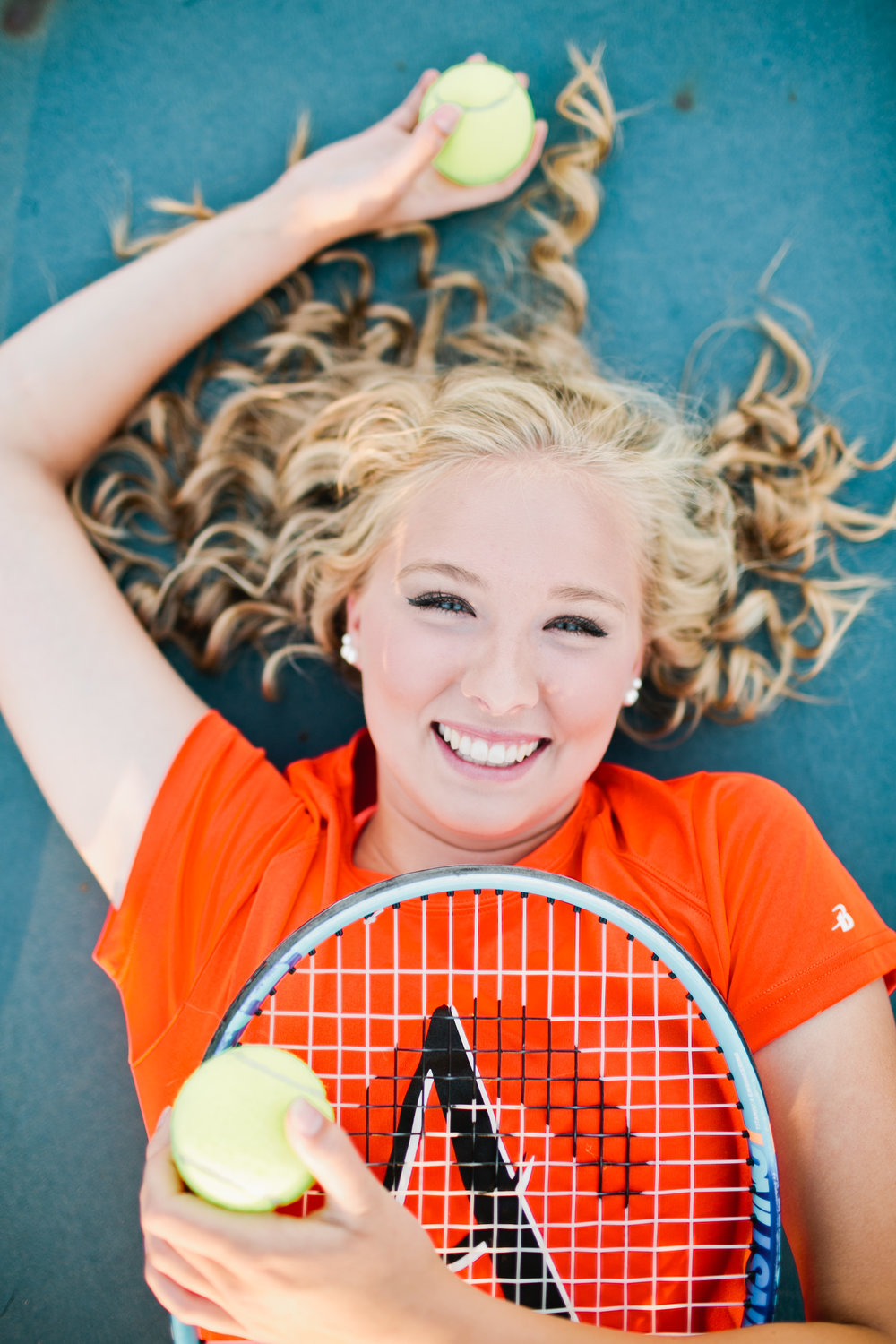 Ames high school senior photos