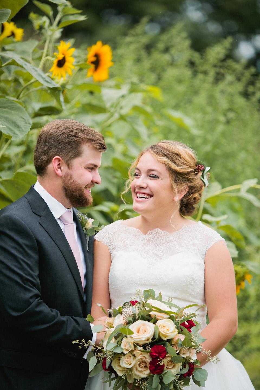 the sweetest couple wedding photos