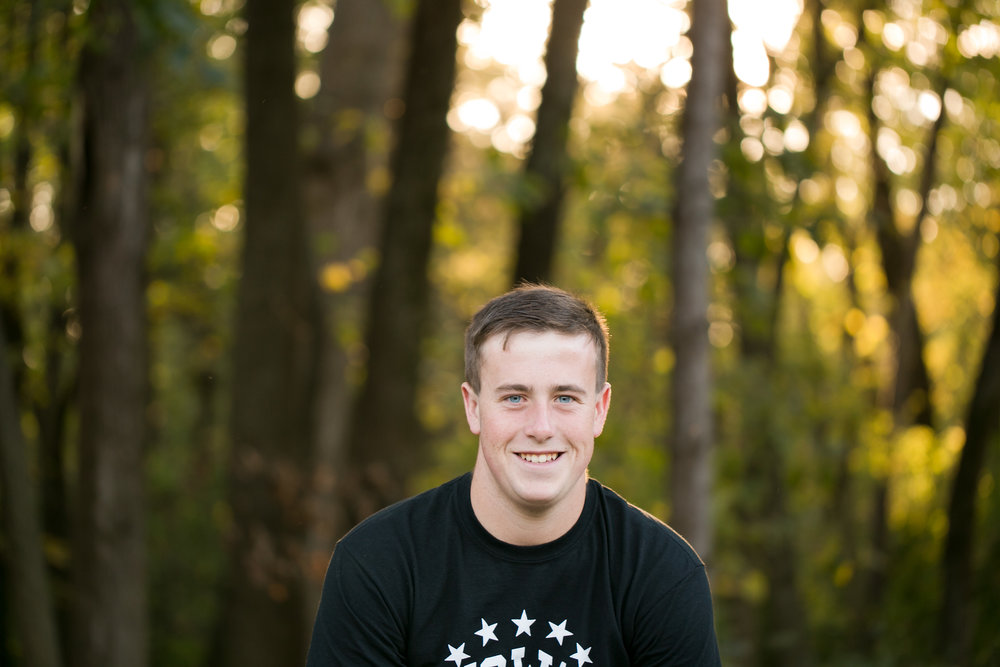 McHose park senior photos