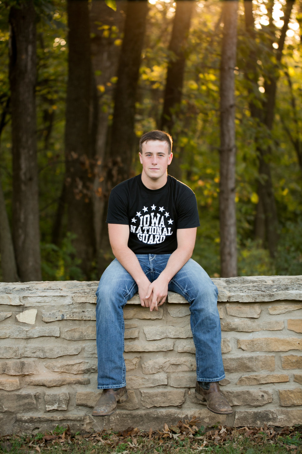 Ames Iowa senior photographer