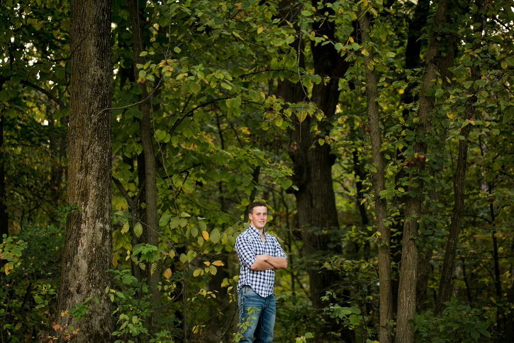ames iowa senior pictures