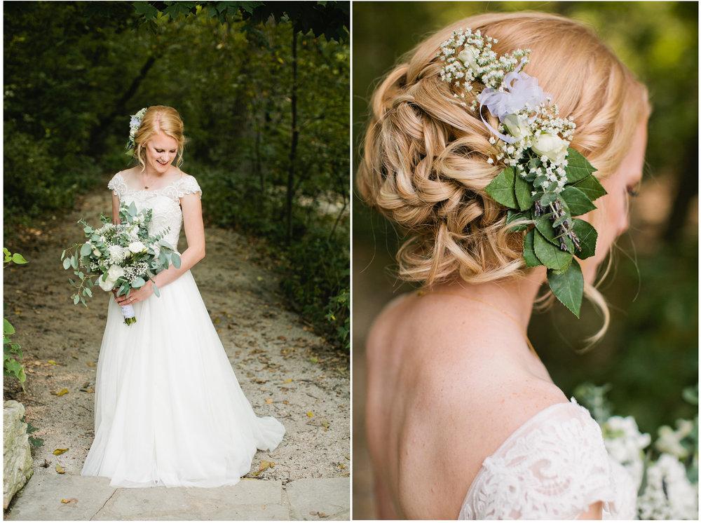 wedding updo hair ideas braid