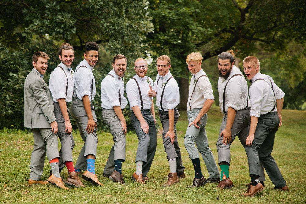 groomsmen gifts socks cutsom
