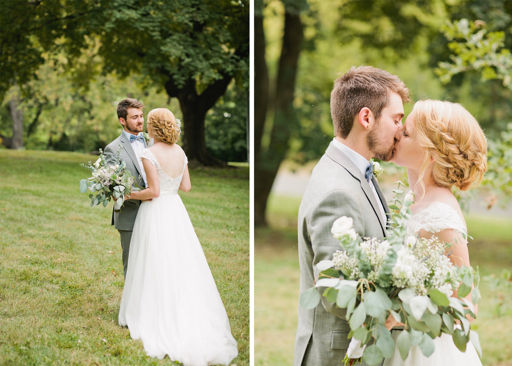 Johnston wedding photographer