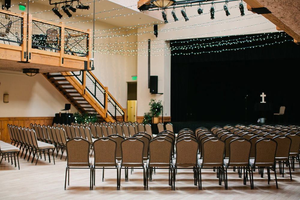 silverthorne pavillion colorado venue photos