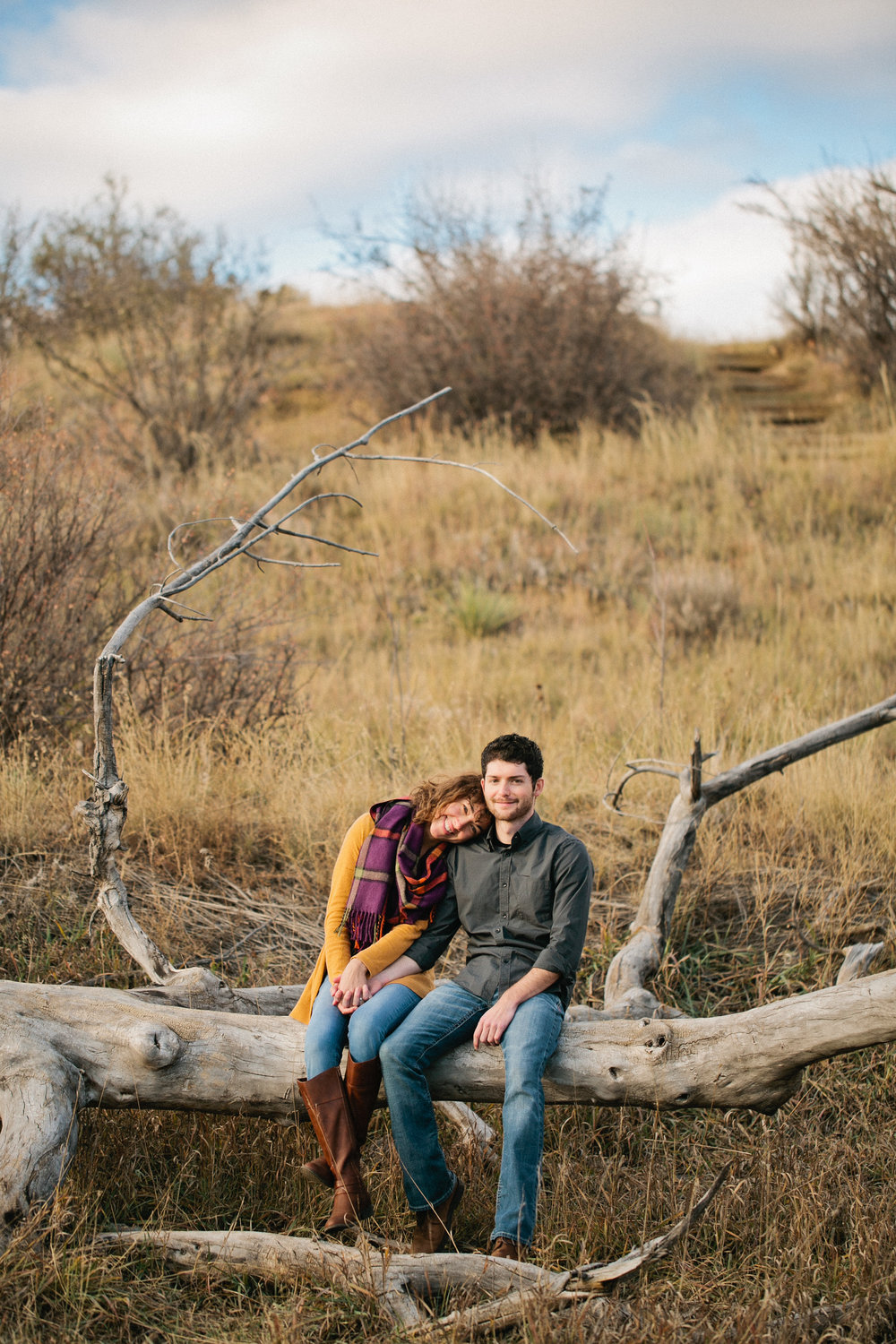 La Foret engagement and wedding photographer Colorado Springs