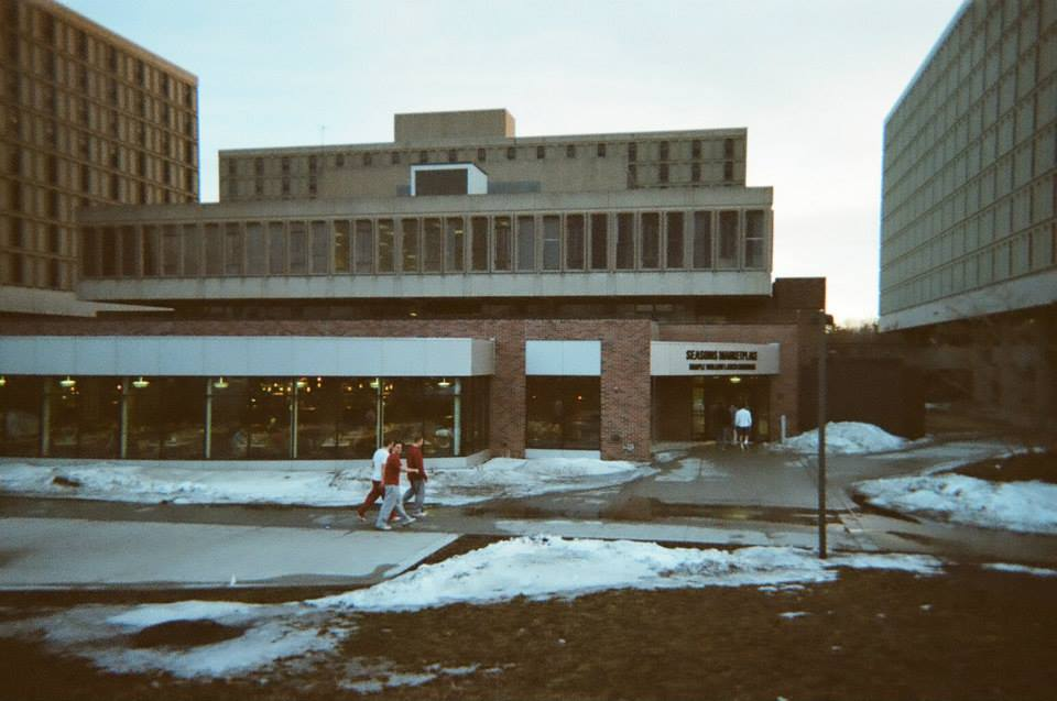 Iowa State University spring of 2014