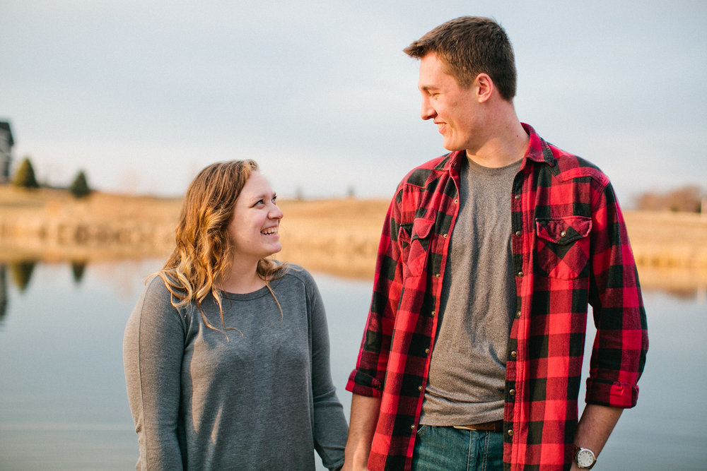 senior photos in Cedar Falls photographers