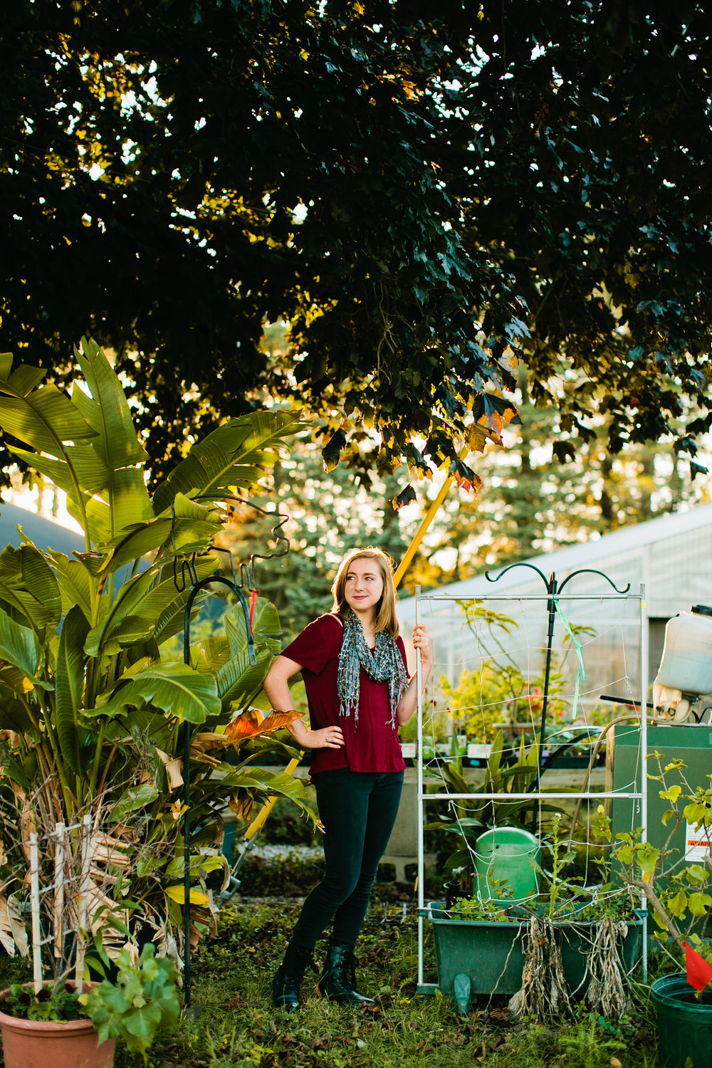 Iowa Senior Photos Ames