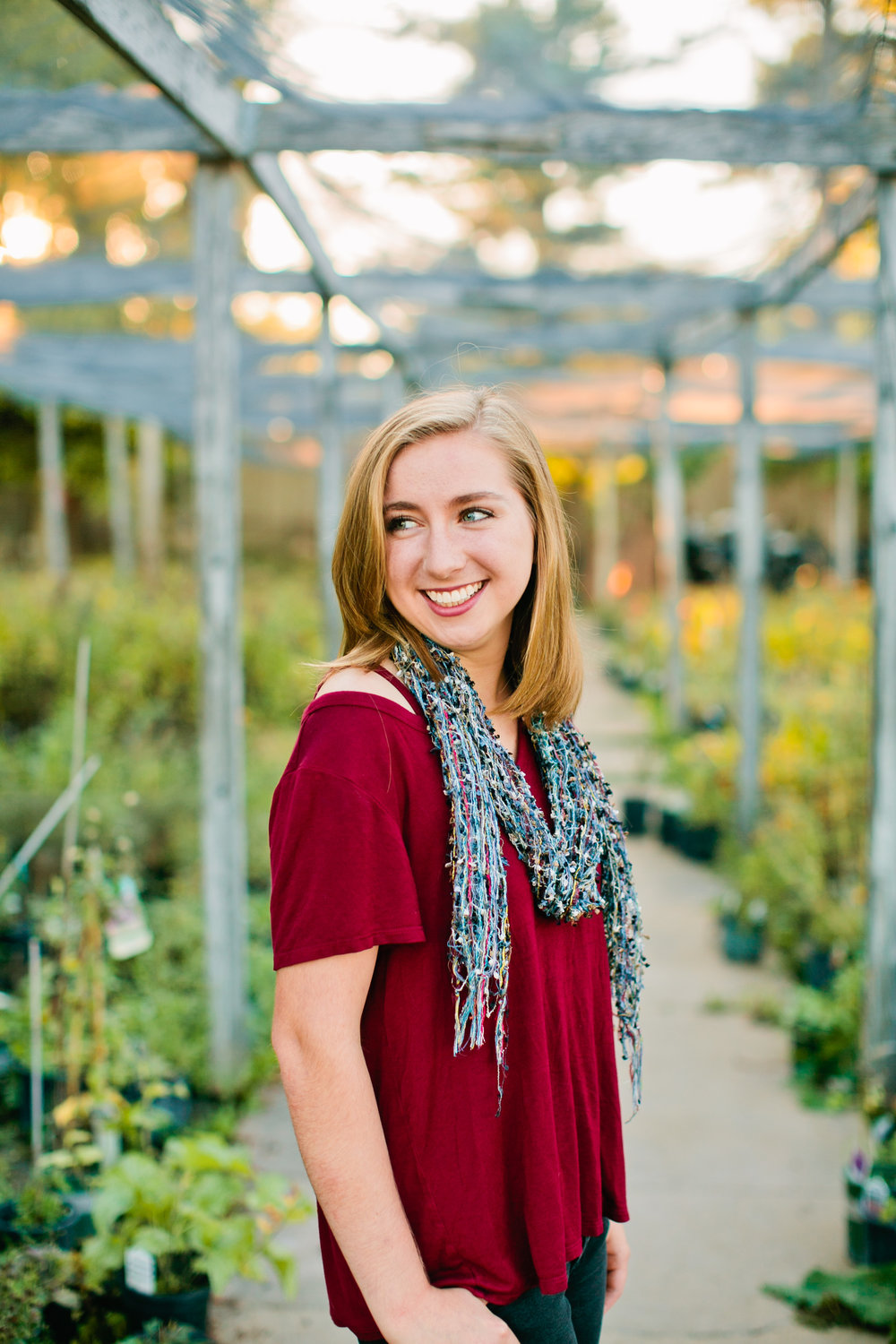 Nevada Story City senior photos