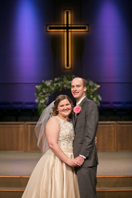 Des Moines wedding photographers