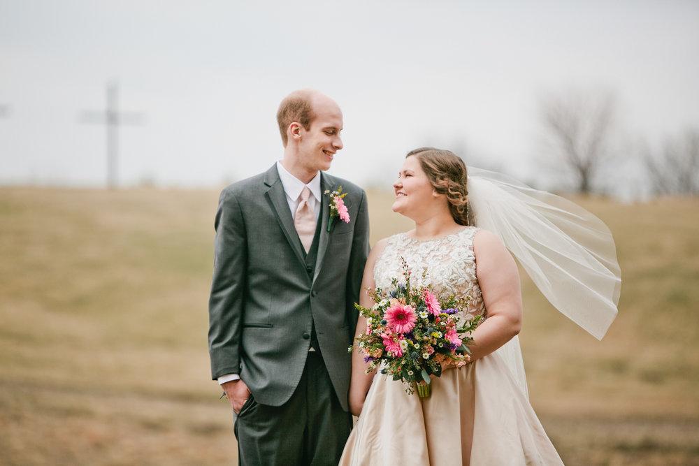 unique wedding photographers Iowa City