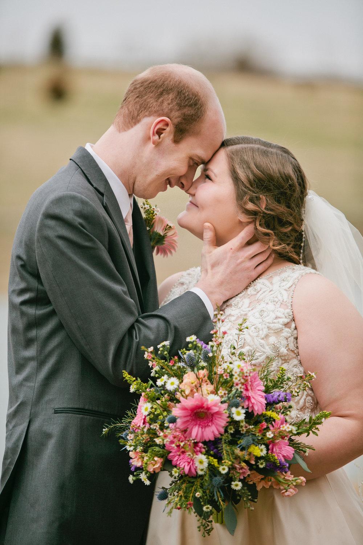 romantic fun Iowa City wedding photographers