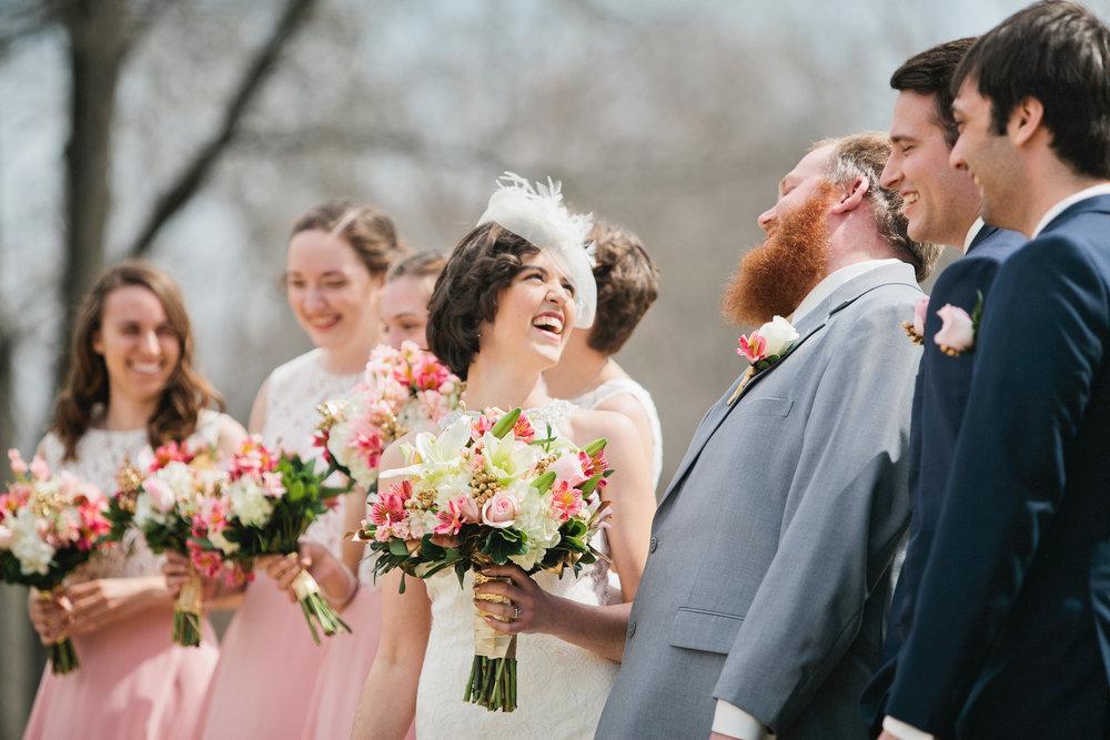 bohemian-chic wedding-davenport
