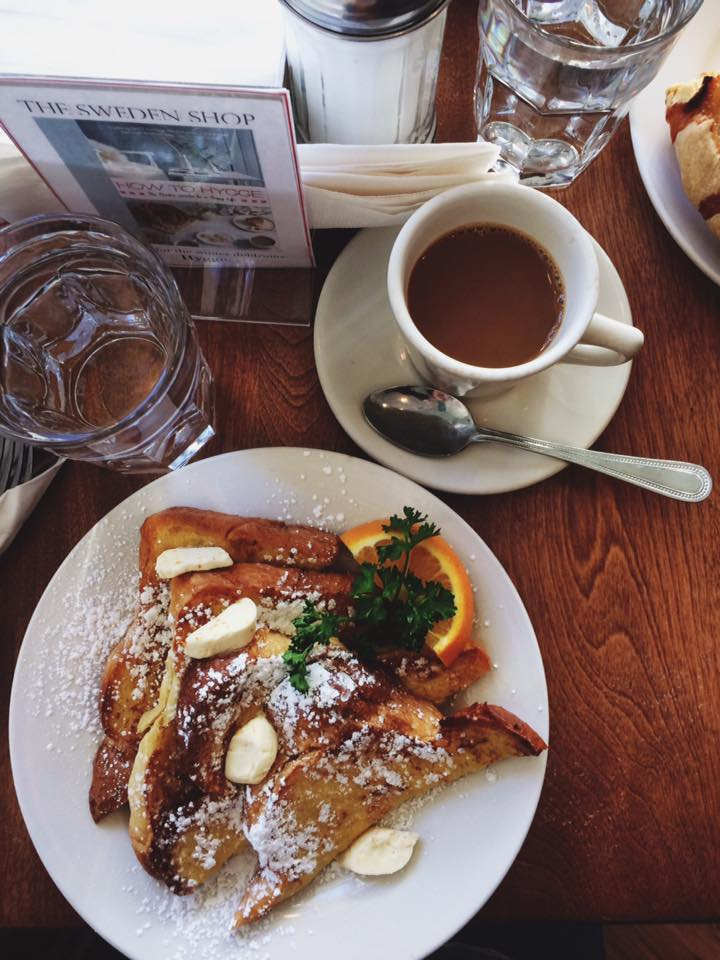 where to eat in Chicago orange french toast