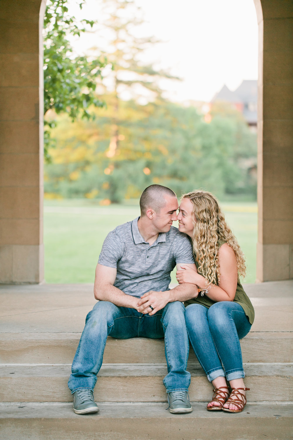 Boone Iowa wedding photographers