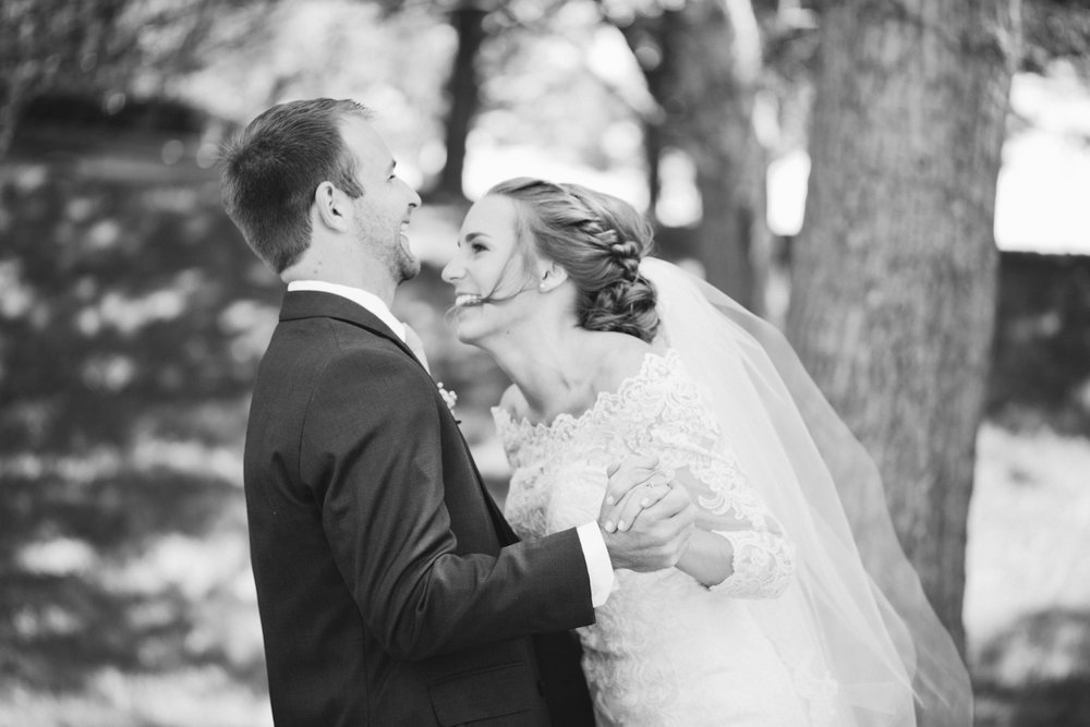 Creighton Omaha weddings