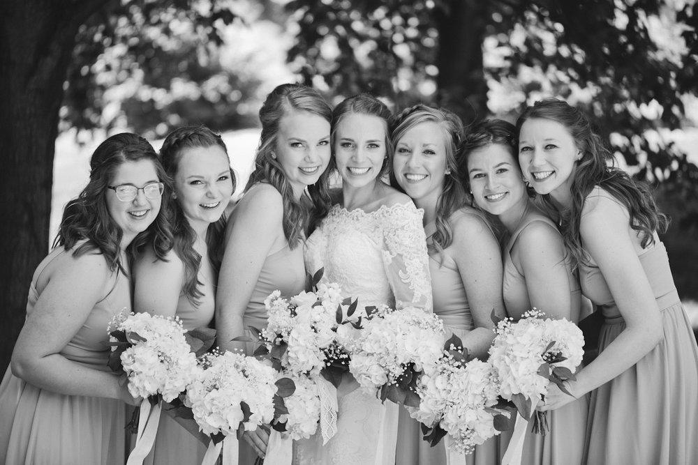 classic wedding photography