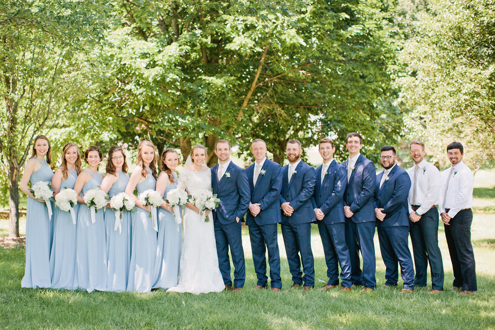 vibrant wedding photography in Omaha parks