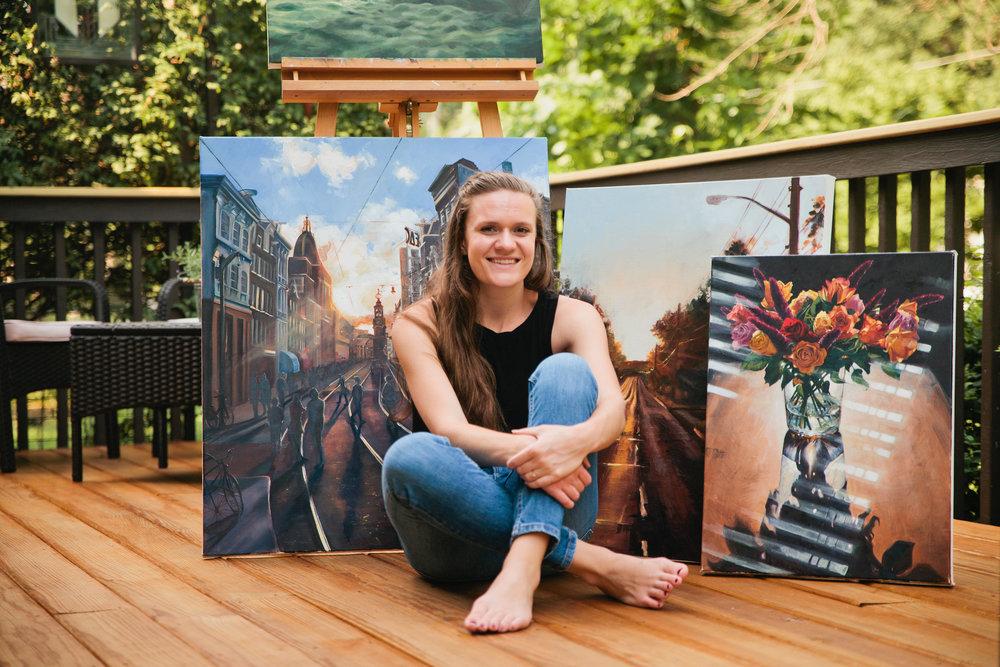 branding photographer for creative artists