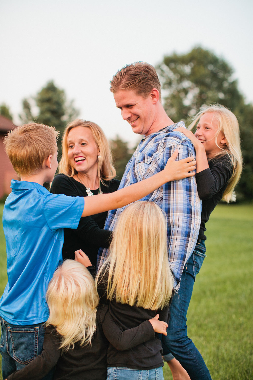 the best Des moines area family photographers