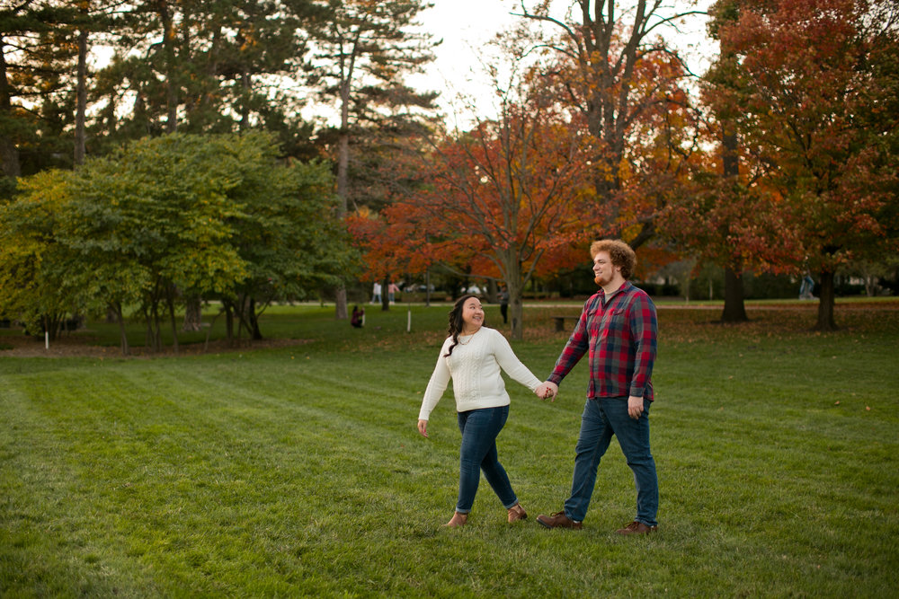 engagement and anniversary photography in Des Moines Iowa