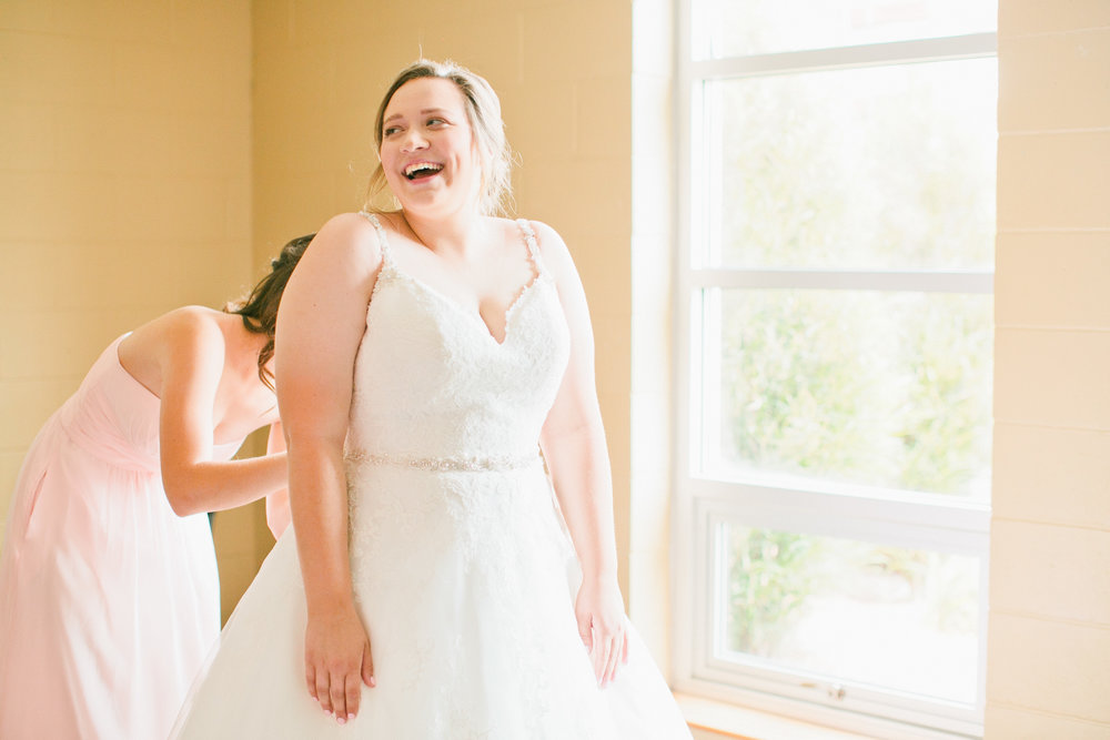 wedding photography ames iowa cornerstone church