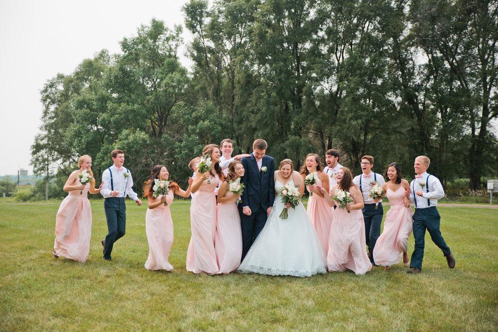 marsheltown wedding photography