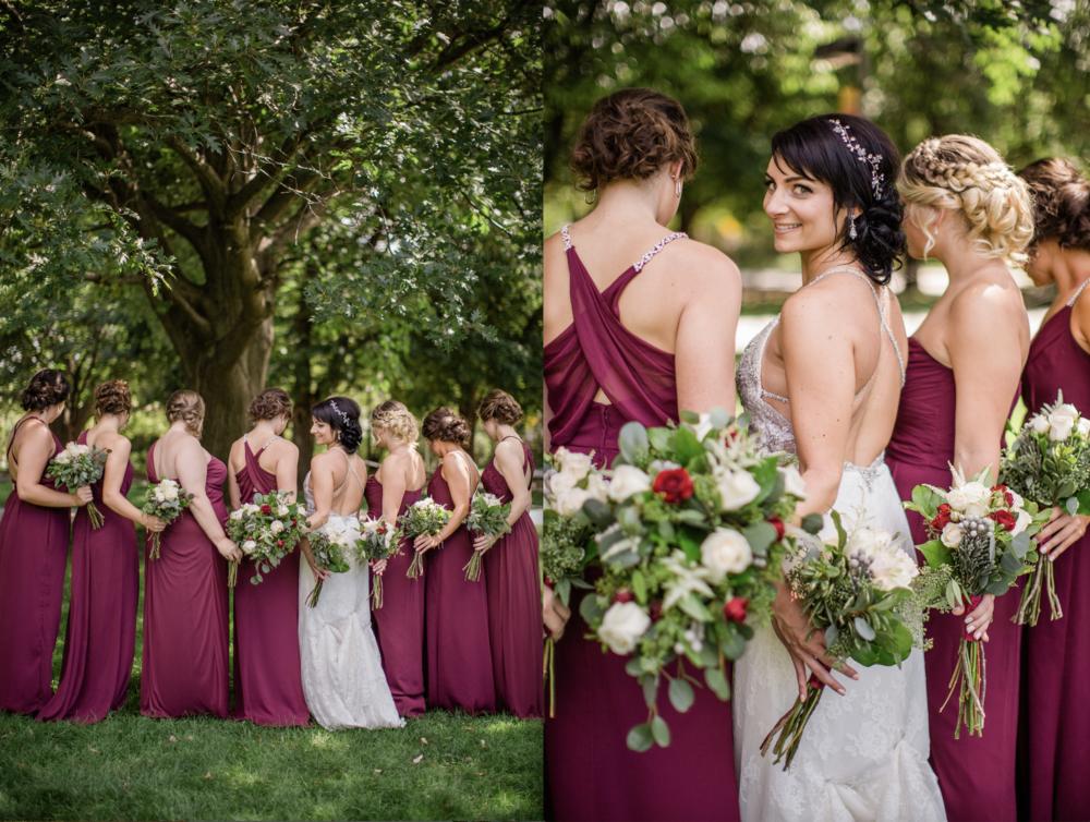 Iowa wedding brides