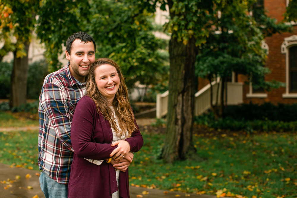 ankeny iowa engagement photographers fun and romantic pictures Des Moines