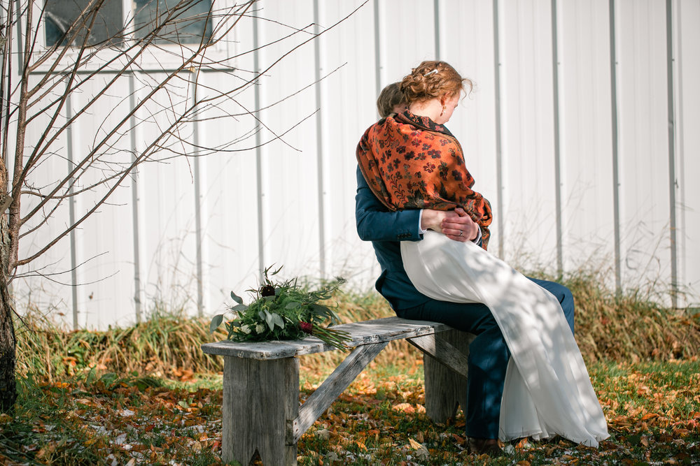 Wisconsin wedding photographers in Eau Claire