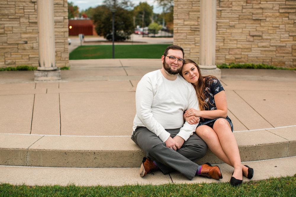 Council Bluffs Iowa wedding photographers harlan avoca iowa