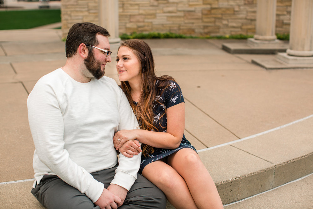 wedding photographers in Sioux City Iowa