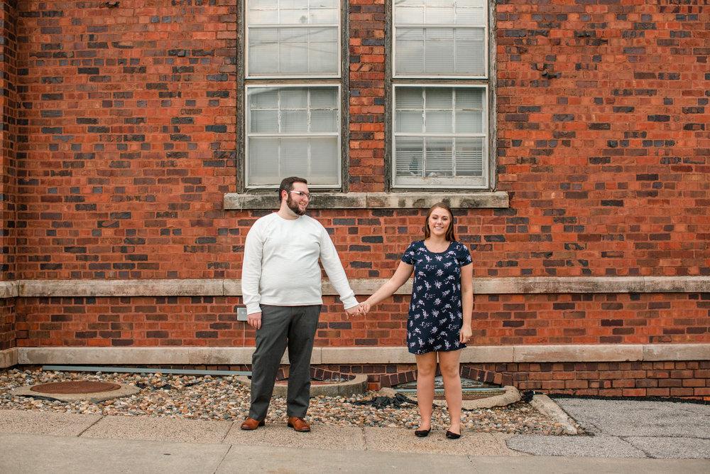 Iowa City Wedding Photographers Old Capital