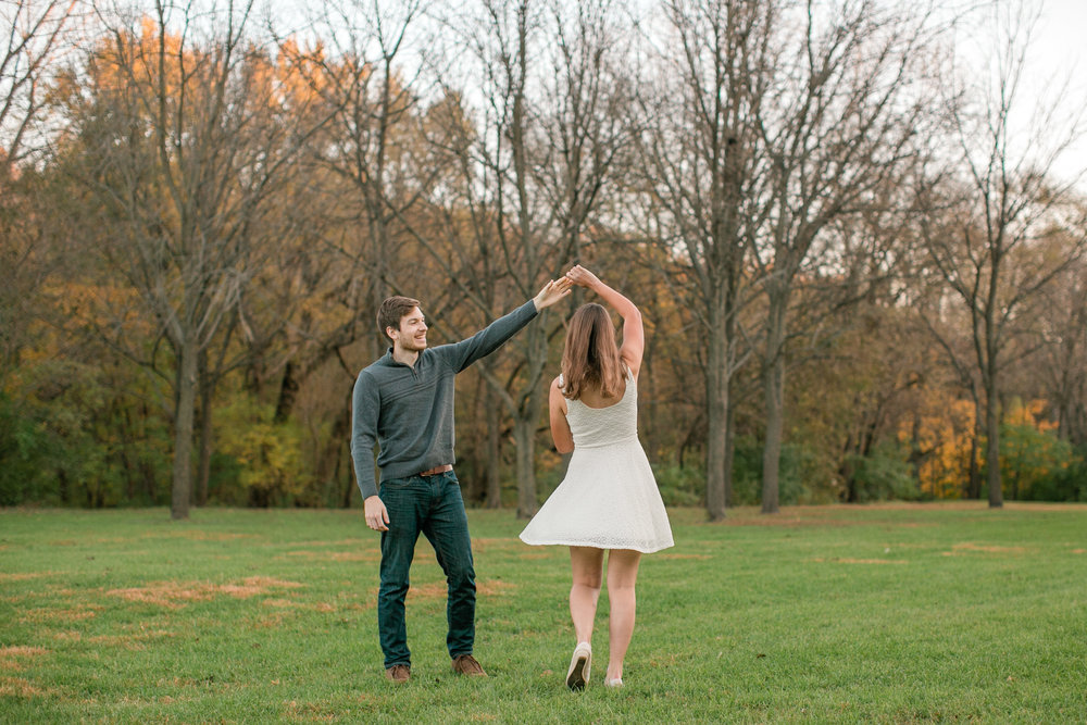wedding and engagement photographers near me in North Liberty