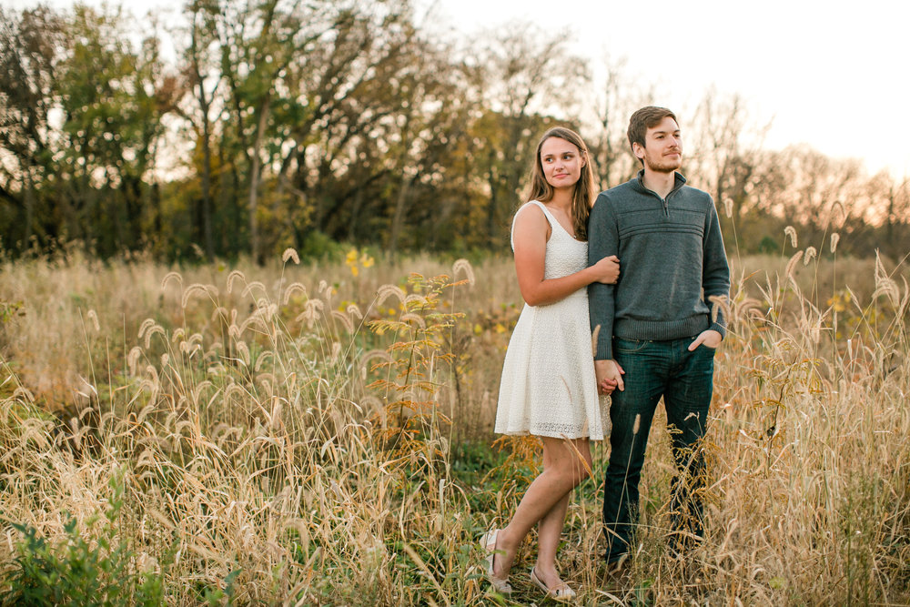wedding venues for boho engagement photos in Iowa