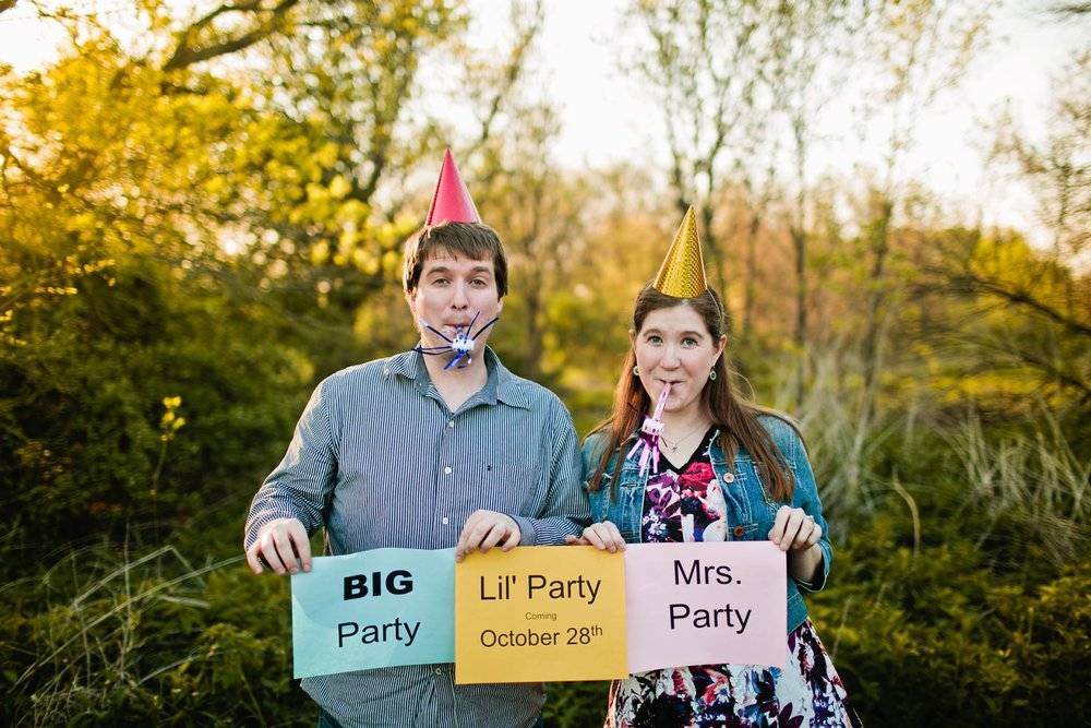 baby announcement photo ideas