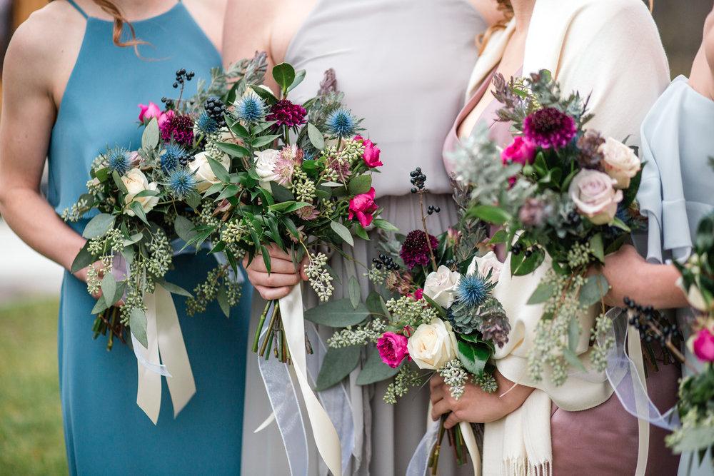 bohemian wedding bouquets west des moines iowa wedding florists