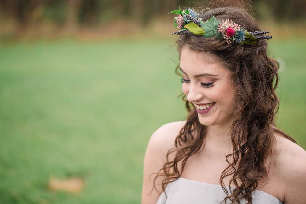 flower crown parties in des moines and ames florists
