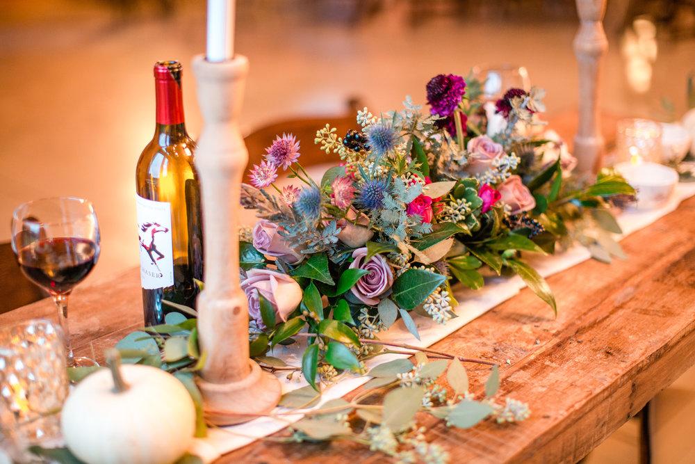 des moines iowa wedding and event flowers Lavender Blue Floral