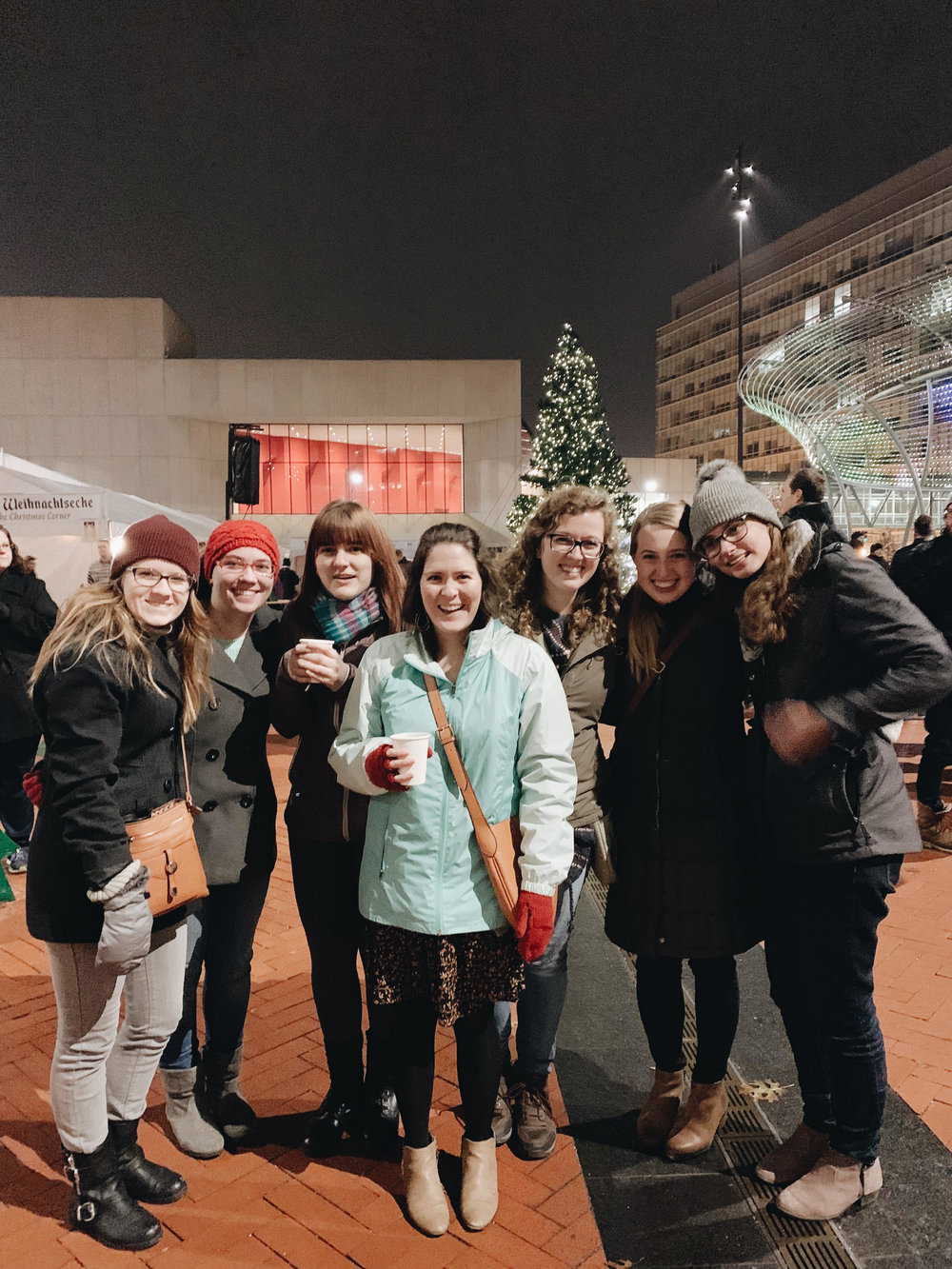 christmas events in des moines iowa downtown east village  historic valley junction