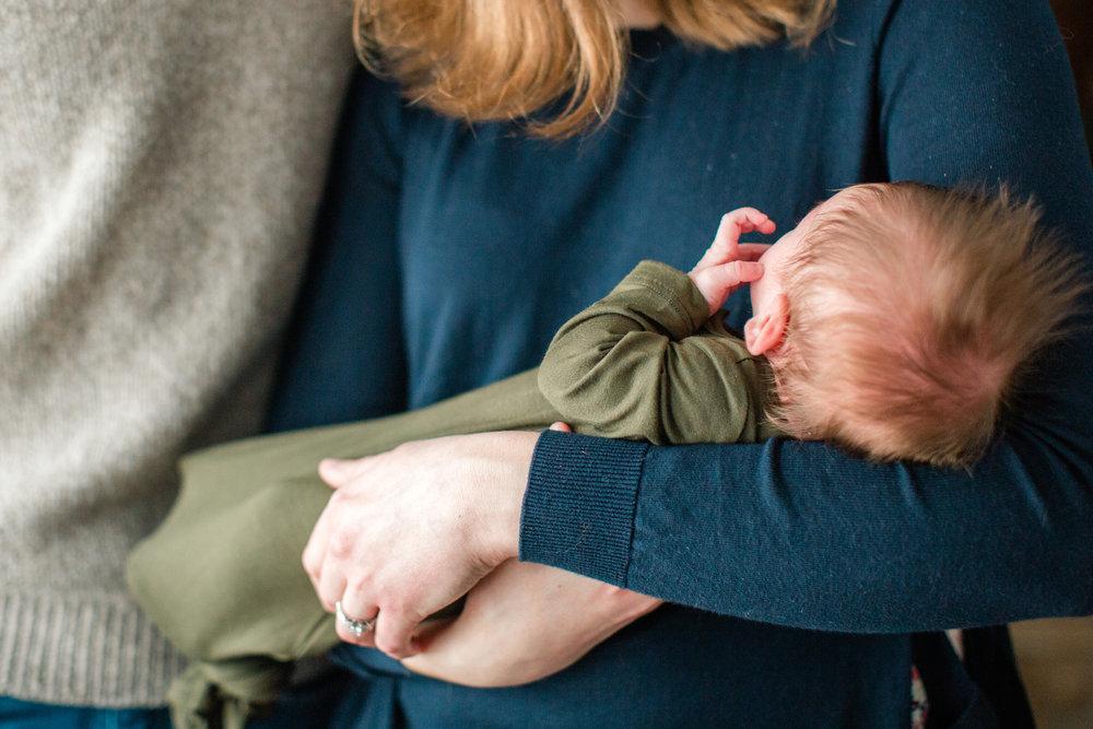 newborn baby lifestyle photos des moines iowa
