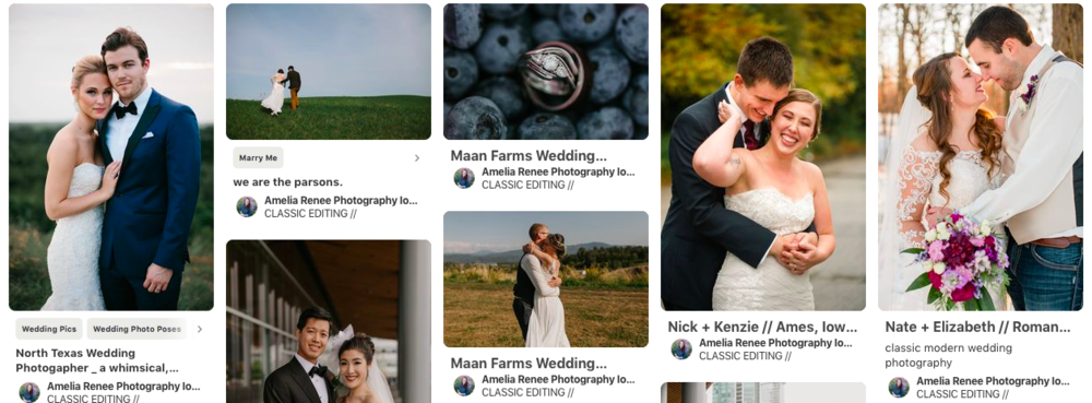 classic wedding photographers in Iowa