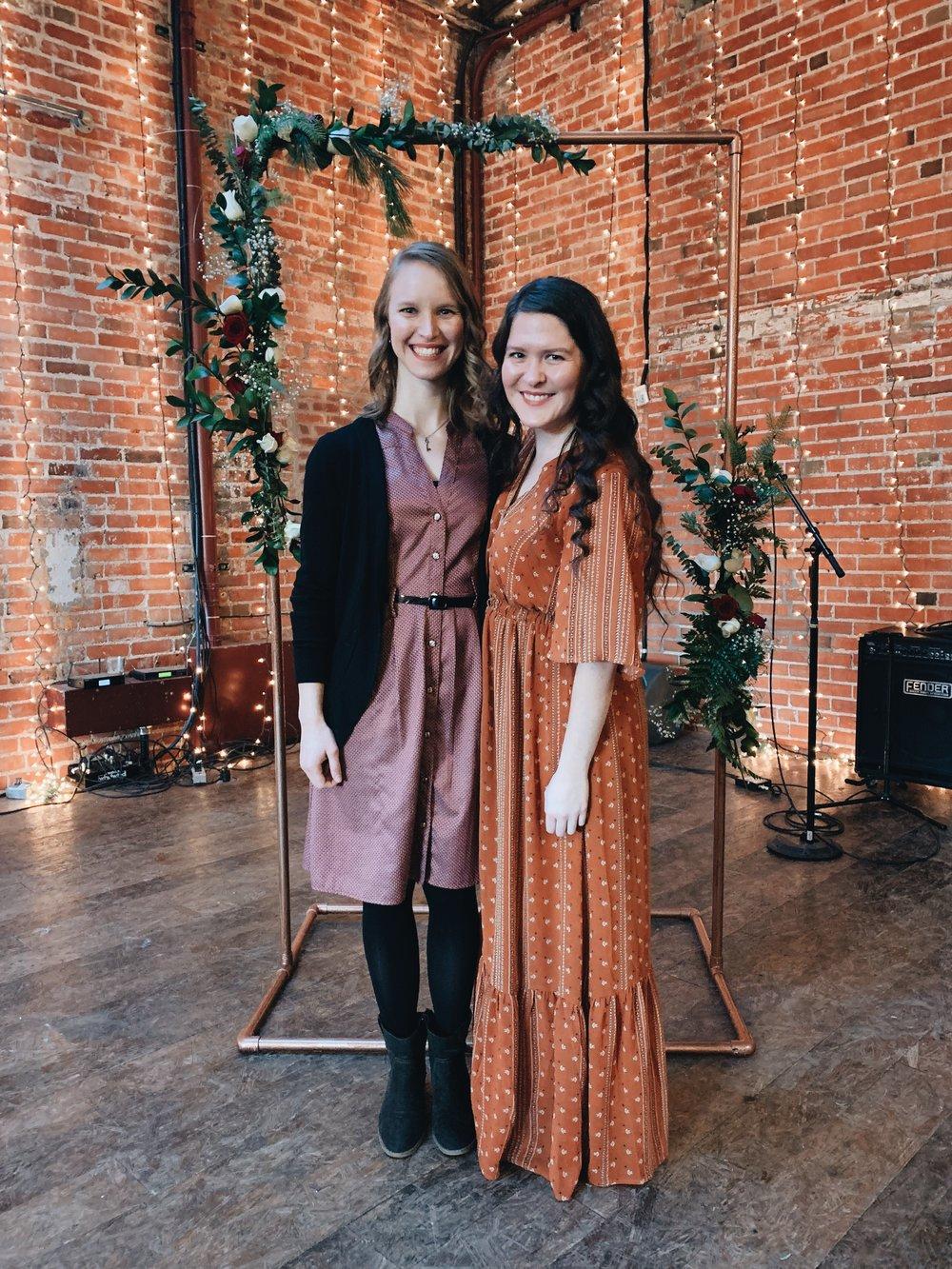 sister-dressed-up-for-wedding-roolee-dress