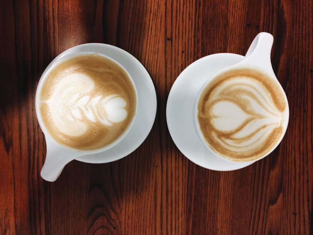 the top 5 coffee shops in des Moines iowa