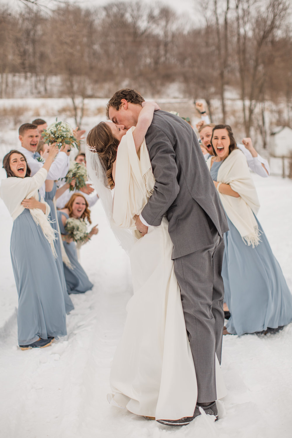 fun winter wedding ideas