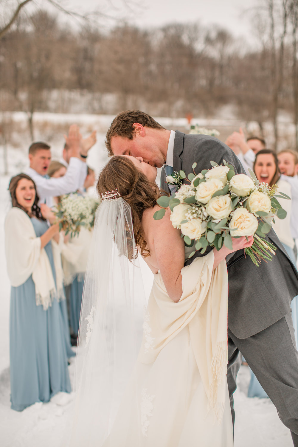 5 tips for your winter wedding